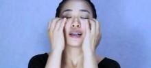 田中愛の目のむくみをスッキリ解消